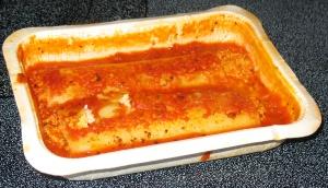 Cooked Manicotti