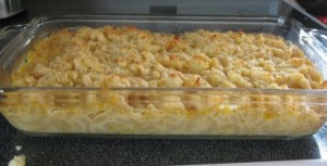 Real Macaroni and Cheese