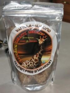 Vanilla-Almond Gluten-Free Snackaroons