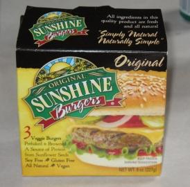 Gluten-Free Sunshine Burgers