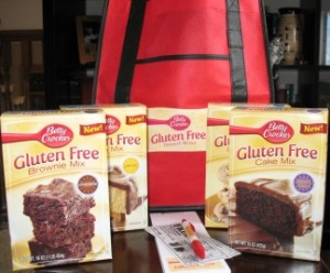 Betty Crocker Prize Package