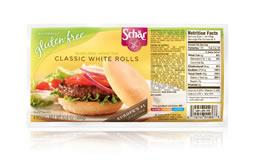 Schar Classic White Rolls