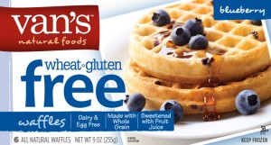 Van's New Gluten-Free Packaging
