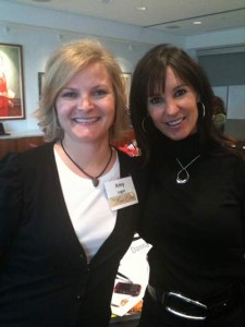 GF Expert Danna Korn and I at General Mills
