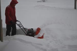 12-11-10 Minnesota Snowstorm