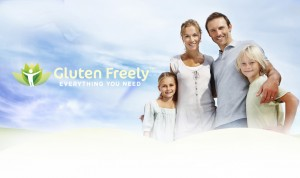 New Gluten Freely website