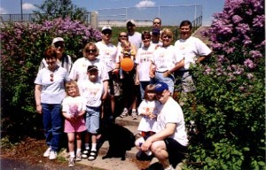 Couldn't find a Picture from 2002-- But here's a good one of our group in 2003